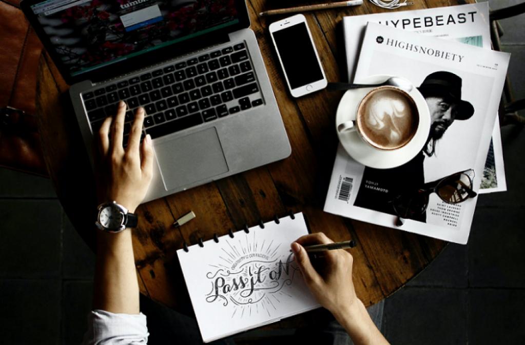 Atelier online – Cum să începi o afacere creativă?