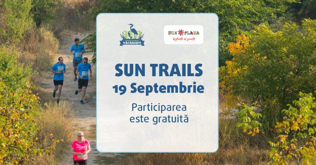Sun Trails - O zi întreagă de alergare în Parcul Natural Văcărești
