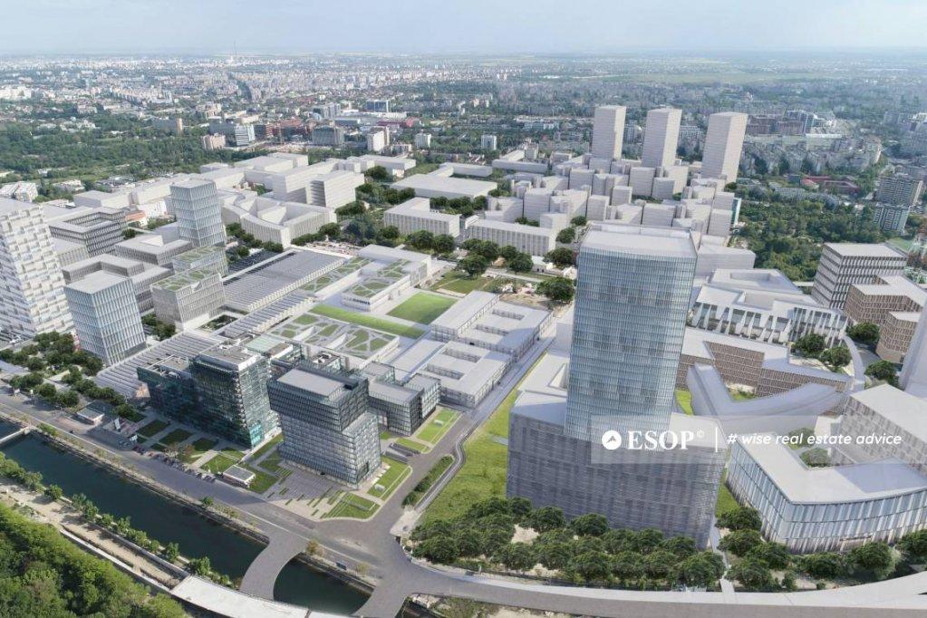 Sema Parc - Business Park cu birouri de inchiriat, Grozavesti, Bucuresti