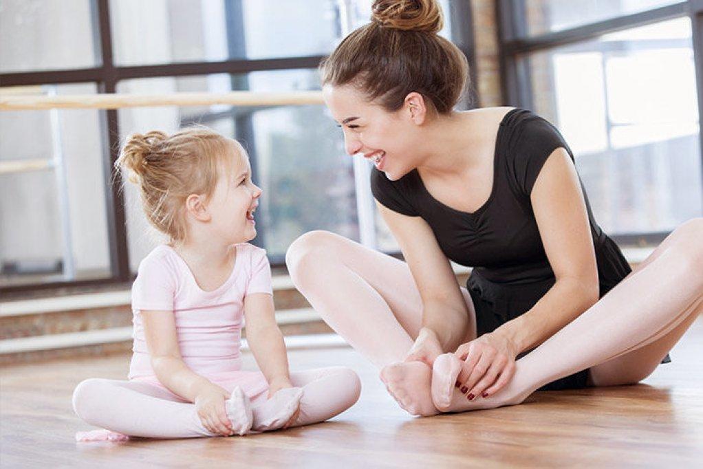 Cursuri de balet pentru copii in Bucuresti
