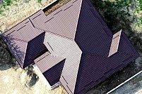 Țigla metalică RoofArt, soluția pentru un acoperiș rafinat, modern și sigur