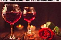 De Valentine's Day, declară-ți iubirea printr-un...pahar bun!
