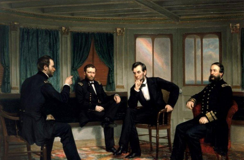 Mari oratori ai istoriei. De la Cicero, la Abraham Lincoln şi Winston Churchill