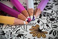 Carti de colorat pentru adulti care iti vor tine mintea ocupata si iti vor reduce anxietatea