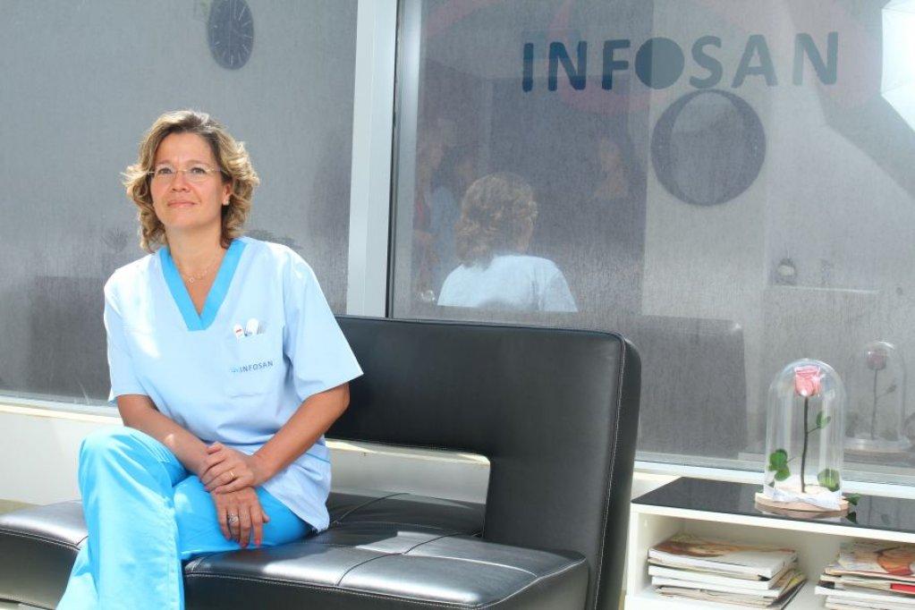 Spitalul de Oftalmologie Infosan
