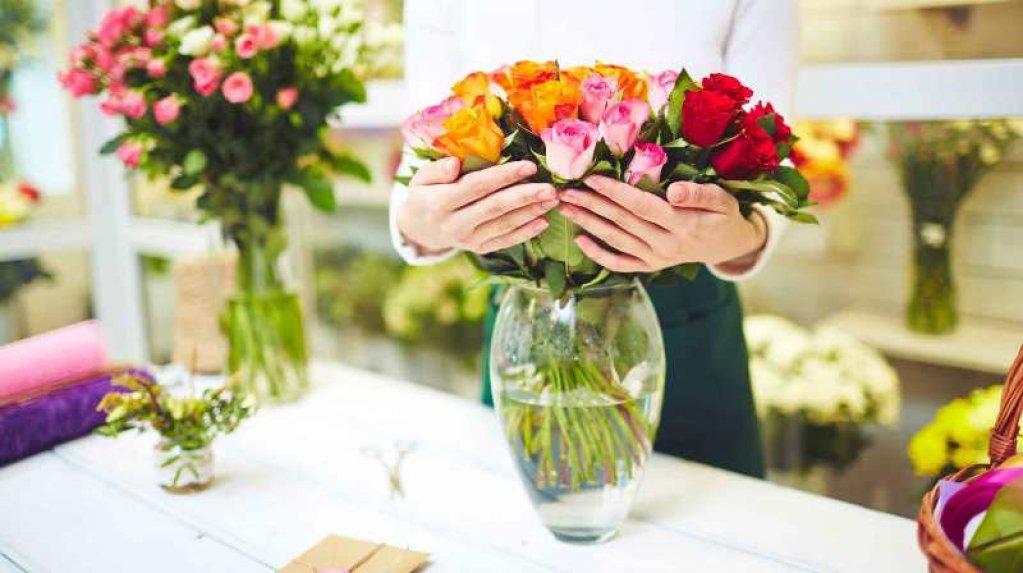 4 sfaturi pentru a ingriji corect un buchet de flori!