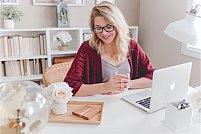 Lucrezi mai mult de acasă? Iată câteva elemente de care ar trebui să ții cont dacă vrei să ai o productivitate ridicată