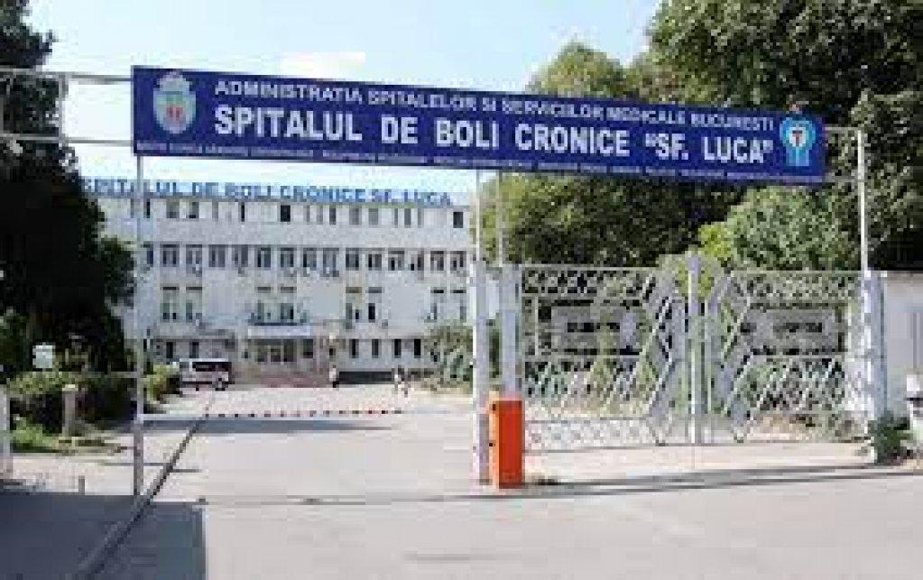 Spitalul de Boli Cronice Sfantul Luca