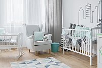 Sfaturi pentru alegerea textilelor din camera copiilor