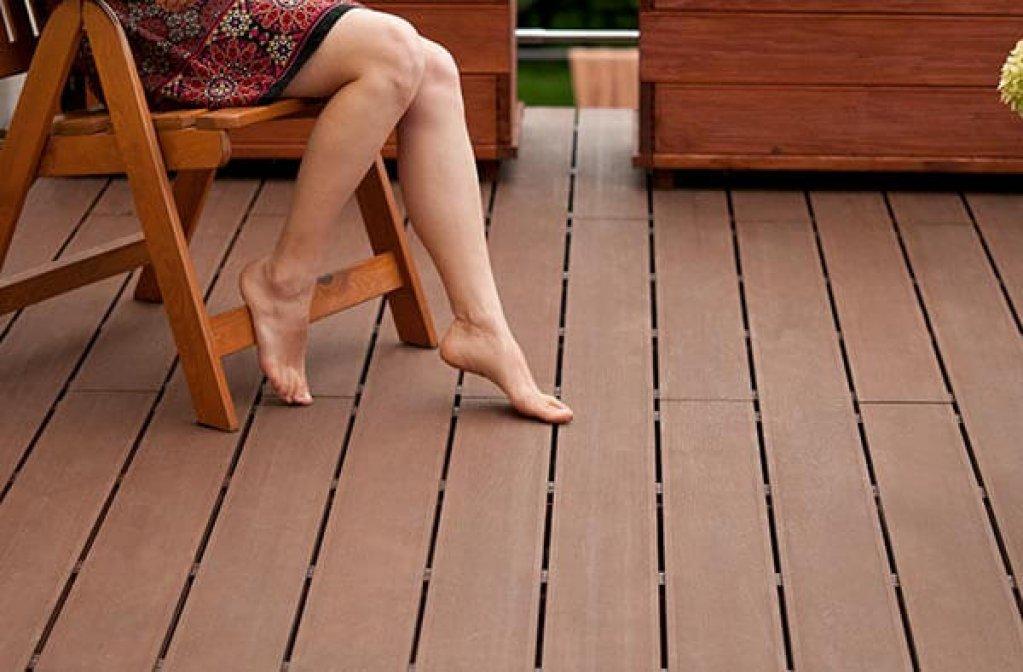 Deck pentru terasă
