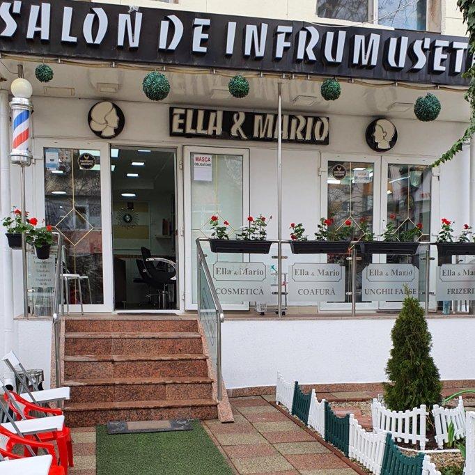 Salon Ella & Mario Style