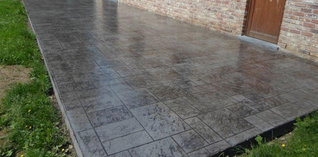 Cautati cea mai buna solutie pentru beton amprentat? Alfabeton.info are solutia!