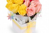Declara-ti dragostea cu un buchet de flori!
