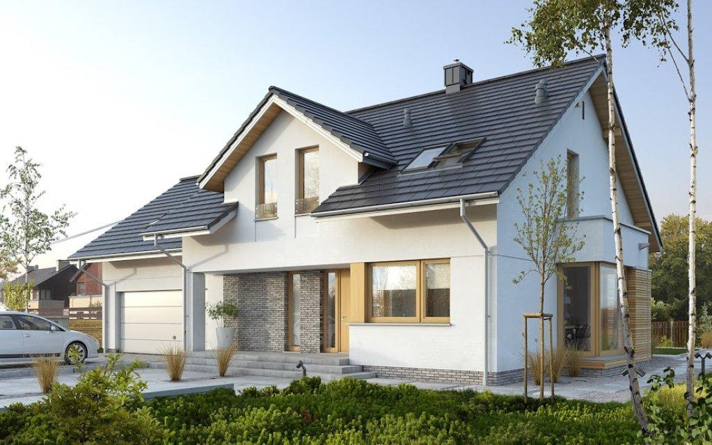 Alege sa construiesti locuinta perfecta prin aceste proiecte de case cu PLANEX