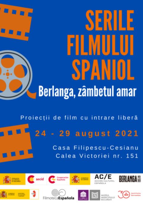 Serile filmului spaniol: Berlanga, zâmbetul amar