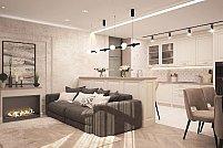 Cum să transformi livingul într-un dormitor de oaspeți? 4 trucuri de care să ții cont