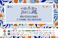 Concert, teatru pentru copii, ateliere si targ la Gradina cu Artisti