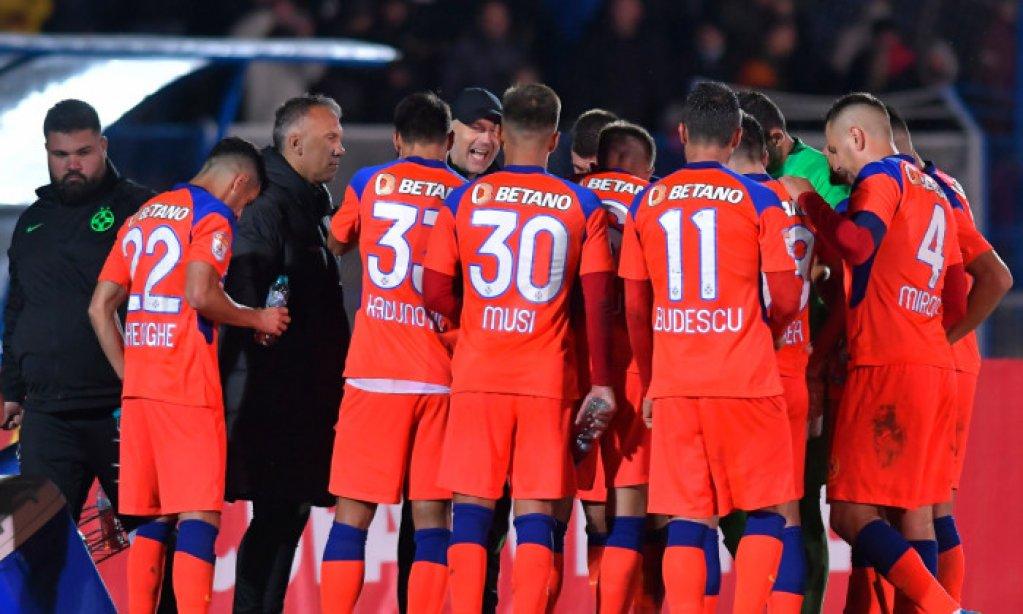 Ce șanse au echipele din București să câștige titlul în Liga 1
