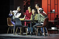 """Musicalul american """"Next to Normal - (A)normal"""""""