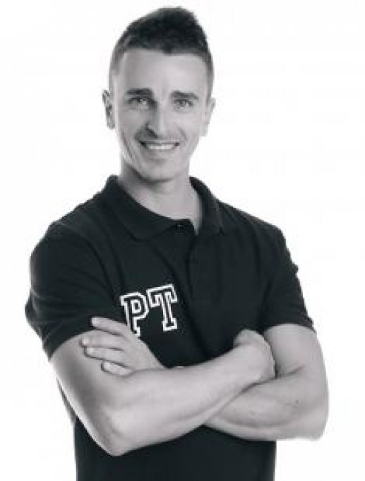 Andrei Dodea - instructor fitness