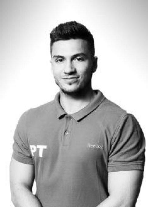 Andrei Krișan - antrenor fitness & bodybuilding