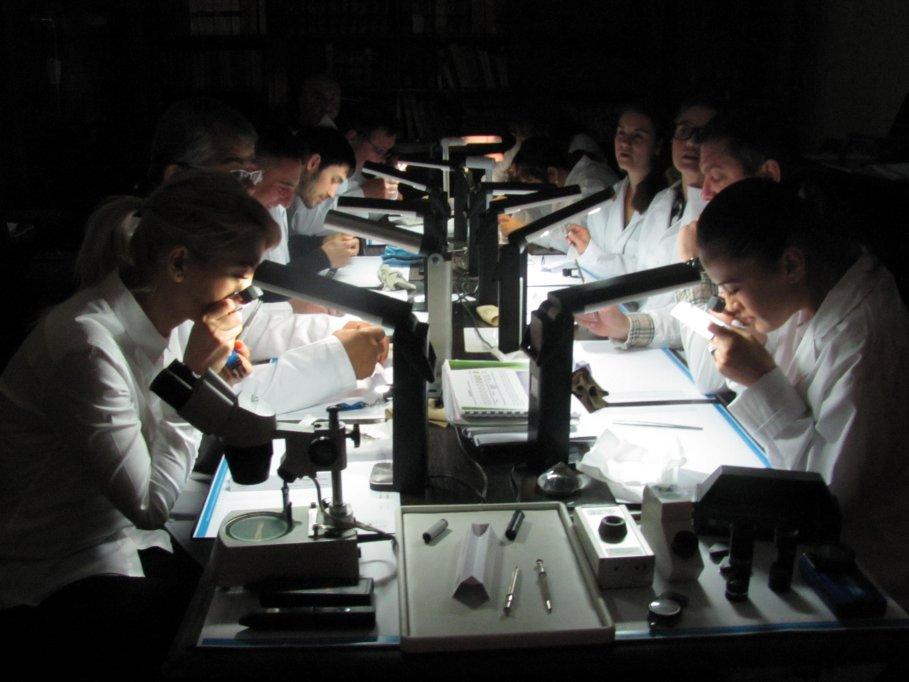 Expertizarea si evaluarea diamantelor - Despre gemologie şi gemologi