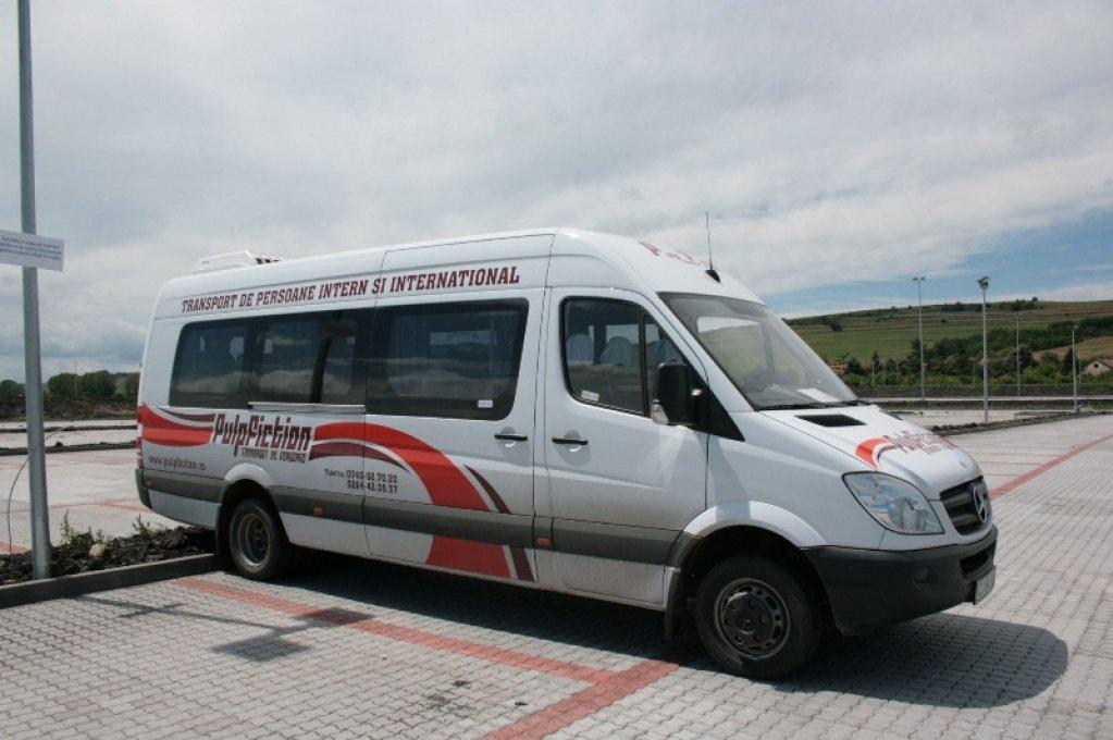 Firma transport persoane in Cluj