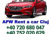 Firma de Rent a car in Cluj cu inchirieri auto la aeroport