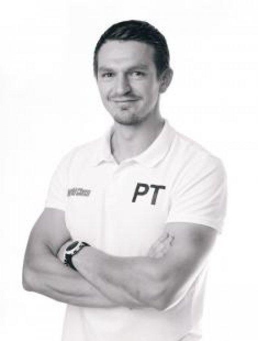Marius Berbecuţ - antrenor fitness