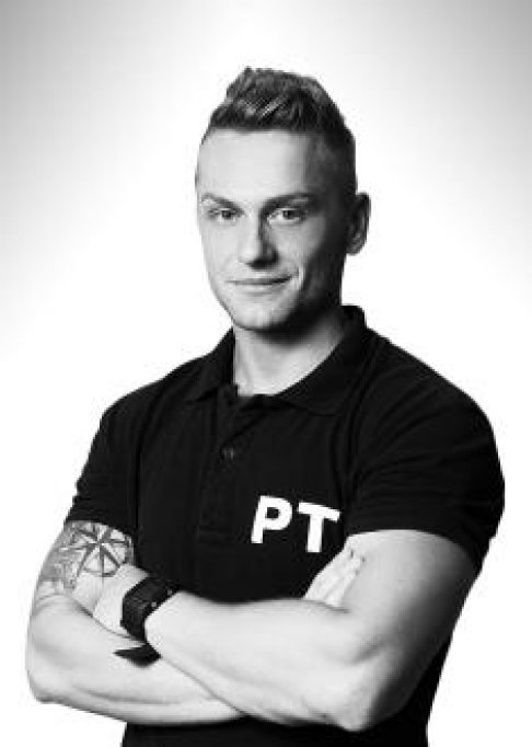 Marius Berbecuţ - instructor fitness