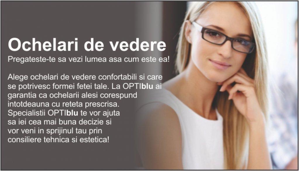 OPTIblu - Iulius Mall Cluj