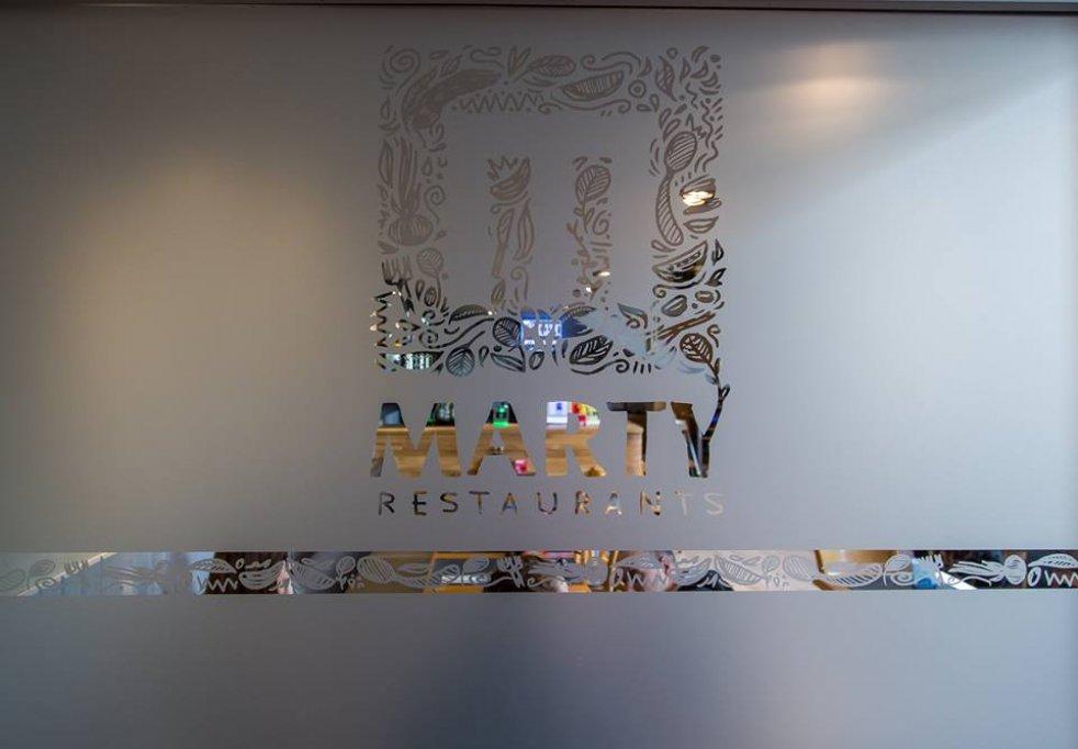 Restaurant Marty Society