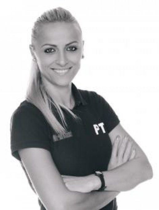 Roxana Man - instructor fitness