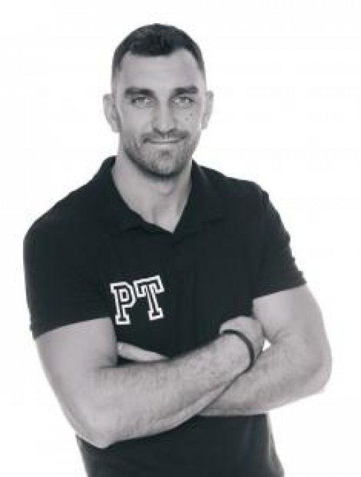 Sergiu Mureşan - instructor box & fitness