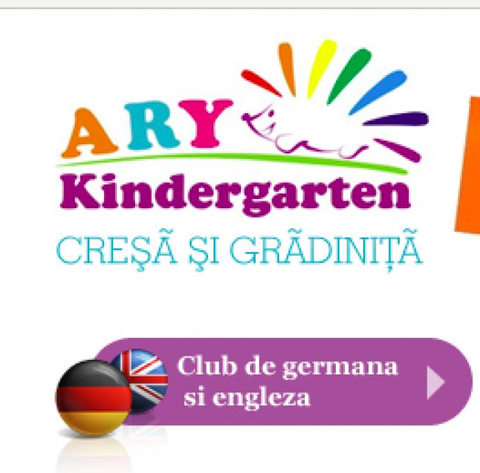 Ary KinderGarten - Strada Bucuresti