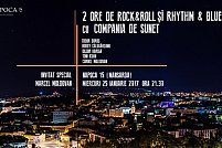 Concert Rock & Roll si Rhythm & Blues