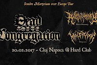 Concert Dead Congregation, Relics of Humanity, Malpraxis