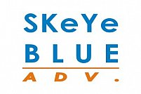 SKeYe Blue Advertising