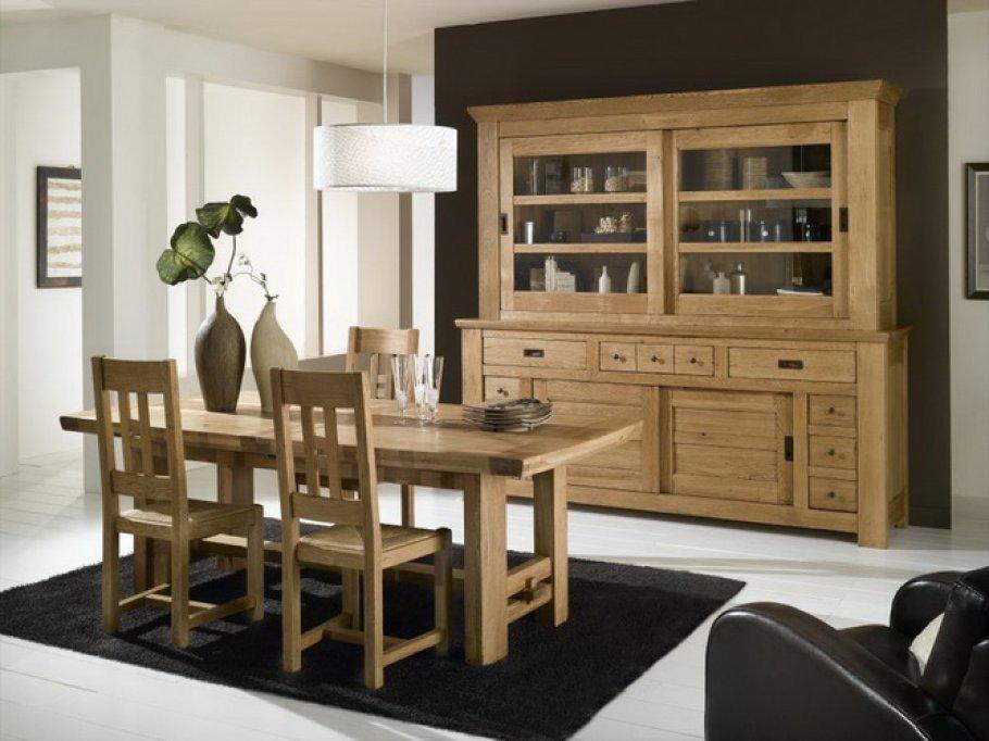 Beneficiile mobilierului din lemn masiv