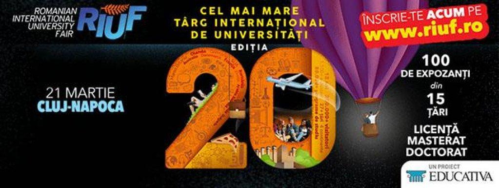 RIUF - Romanian International University Fair