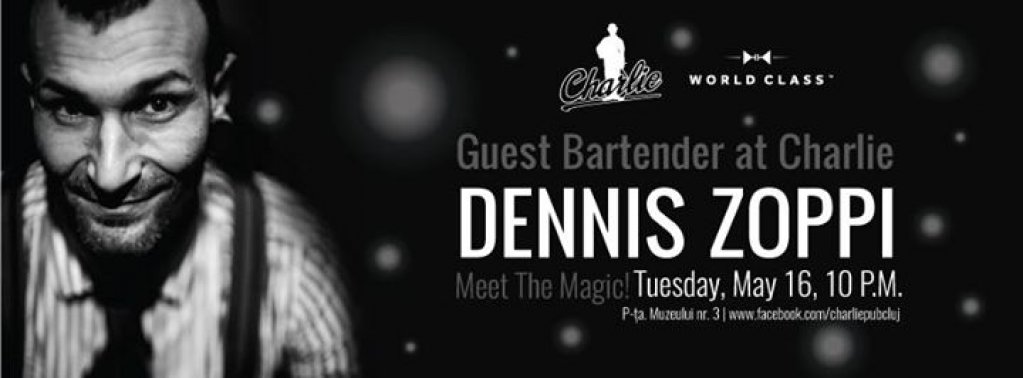 Guest bartending with Dennis Zoppi