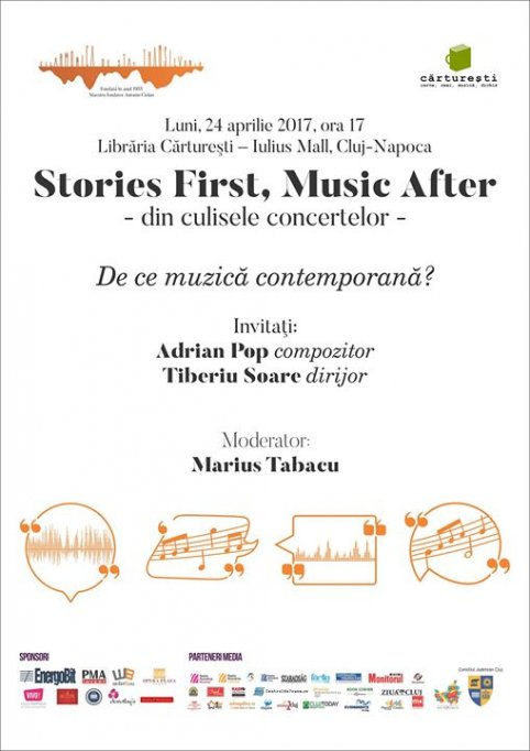 Stories First, Music After