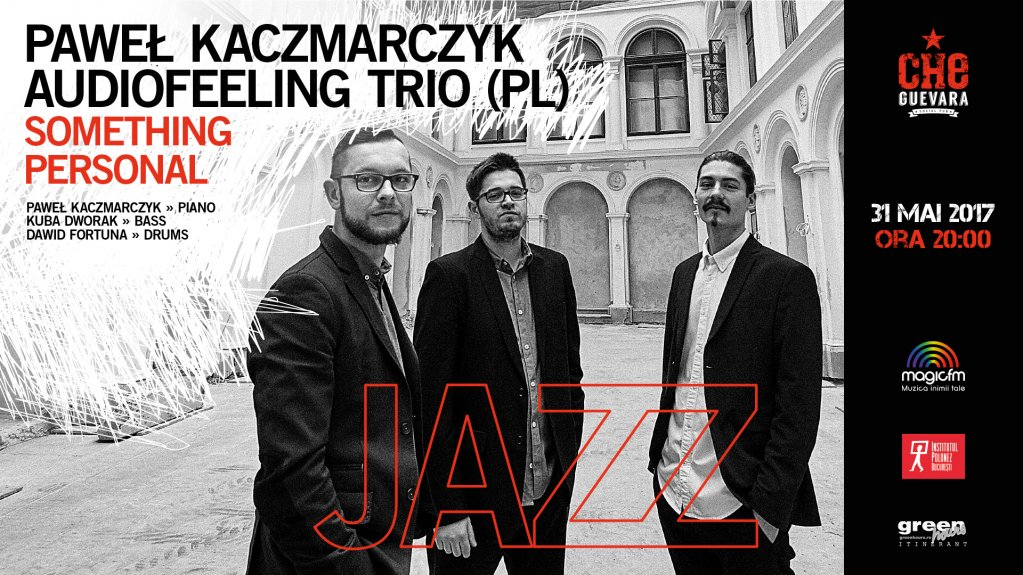 Concert Paweł Kaczmarczyk Audiofeeling Trio