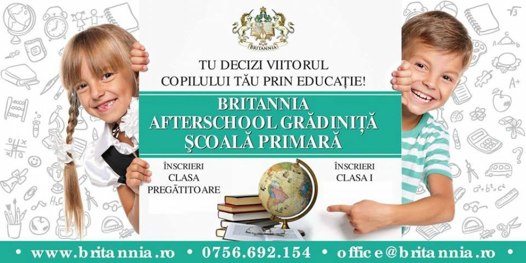 Centrul Educational Britannia