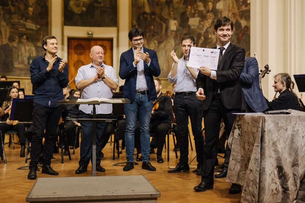 """Câștigătorii celei de-a XVI-a ediții a Concursului Internațional de Muzică """"Gheorghe Dima"""""""