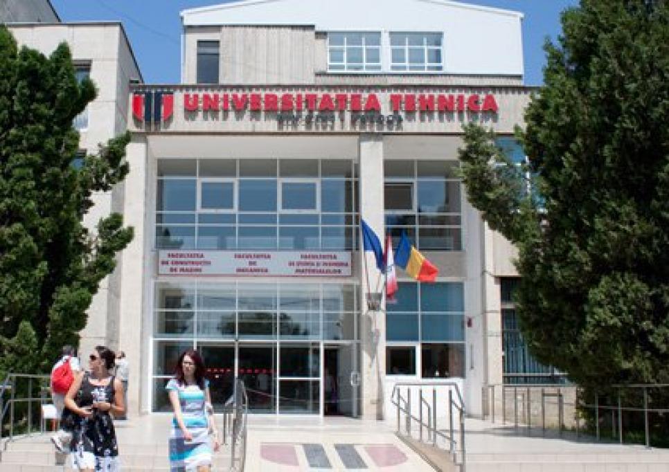 Facultatea Construcții de Mașini Cluj