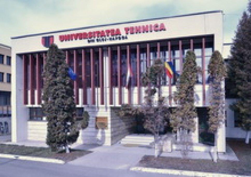 Facultatea de Arhitectura si Urbanism Cluj