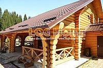 Beneficiile detinerii unei case din lemn