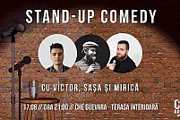 Stand-up Comedy la Che Guevara Social Club