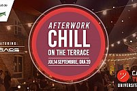 AfterWork Chill on the Terrace